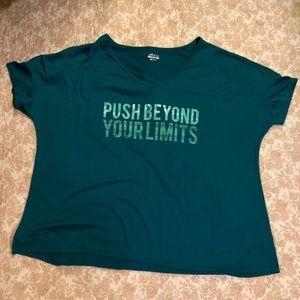 bcg Women's Plus Athletic Top